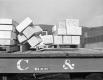 Transport of Finished Marble Blocks