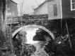 Bridge across Flower Brook