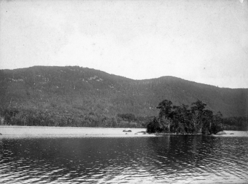 """The Island"" at Lake Dunmore"