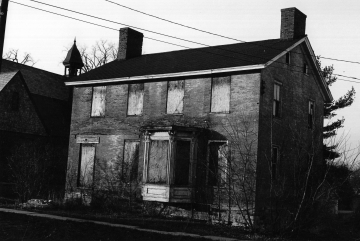 Abandoned House of Seminary Street