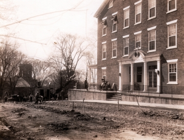 Widening of Court Square