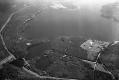 Aerial Photograph of Lake Dunmore