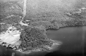 Aerial Photograph of Lake Dunmore
