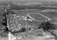 Aerial View of Essex Fair and surrounding farmland