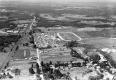 Aerial of Essex Fair Looking Westward