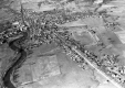 Aerial View of Middlebury, looking north