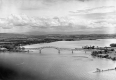 Aerial View of Champlain Bridge