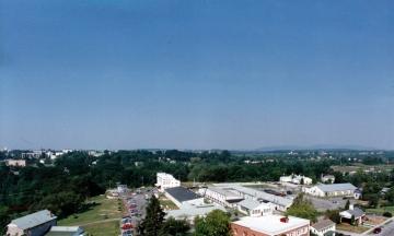 Aerial of Marbleworks
