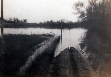 1927 Flood's Effects on Middlebury