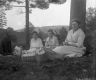 Four Women Picnicking