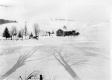 Warden Farm in Winter