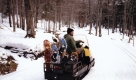 Snowmobile at Trapp Family Lodge