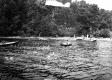 Canoeing and Swimming at Camp Awanee