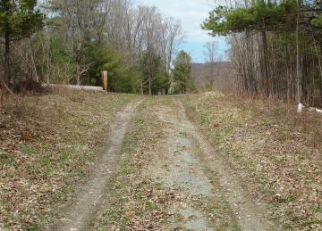 Old Camp Entrance