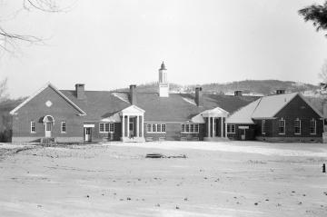 """New"" High school Building"
