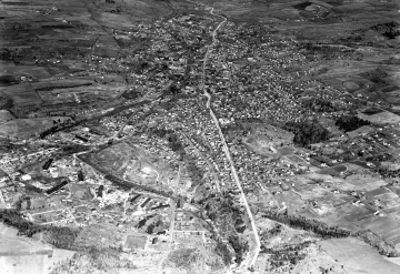 Aerial View of Barre