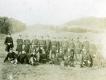 Civil War Soldiers in a Field