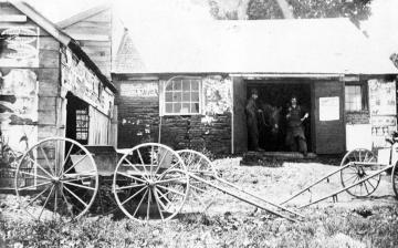 Ashbel Goodenough Blacksmith Shop