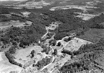 Aerial of Goshen