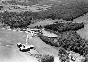 Governor Proctor's Home at Goshen