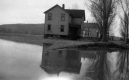 House and Flood Water