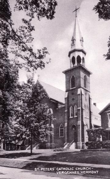 St. Peters' Catholic Church