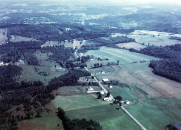 Aerial of Paine Turnpike