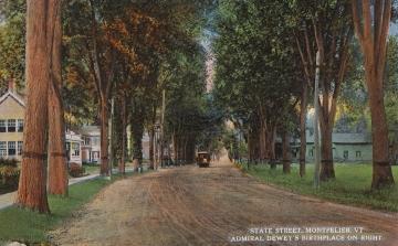 Admiral Dewey's Birthplace