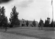 Campus Games and Main Building at St. Anne's Camp in Isle La Motte