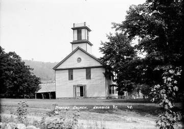 Baptist Church in Jamaica