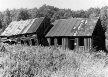 Abandoned Leon Stewart House