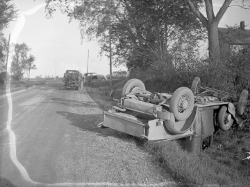 Accident at Cornwall