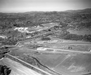 Aerial View: Richmond Exit