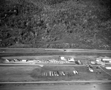 Aerial of Bolton Area