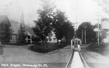 Main Street in Woodbury