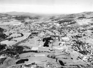 Aerial of Norwich University