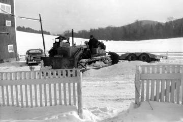 Howard Calkin's Tractor