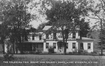 Colonial Tea Room and Tourist Home