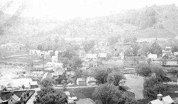 Aerial of Passumpsic