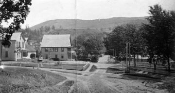 Passumpsic village