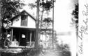 Cedar Lodge, Parker Pond in Glover