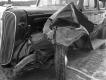 A Car Struck by Mr. Calhoun's