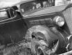 A Damaged Car after Ferrisburg Accident