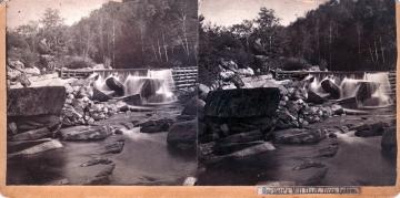 Bartlett's Mill Dam
