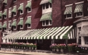 """The Terrace Garden"" at Middlebury Inn"