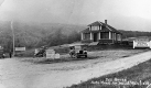 Toll House at entrance to Mount Mansfield