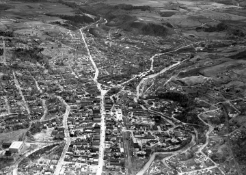 Aerial Photo of Barre