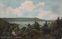 Aerial Postcard of Lake Dunmore