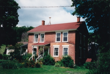 Alva Richard house