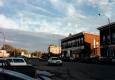 A street scene in Essex Junction